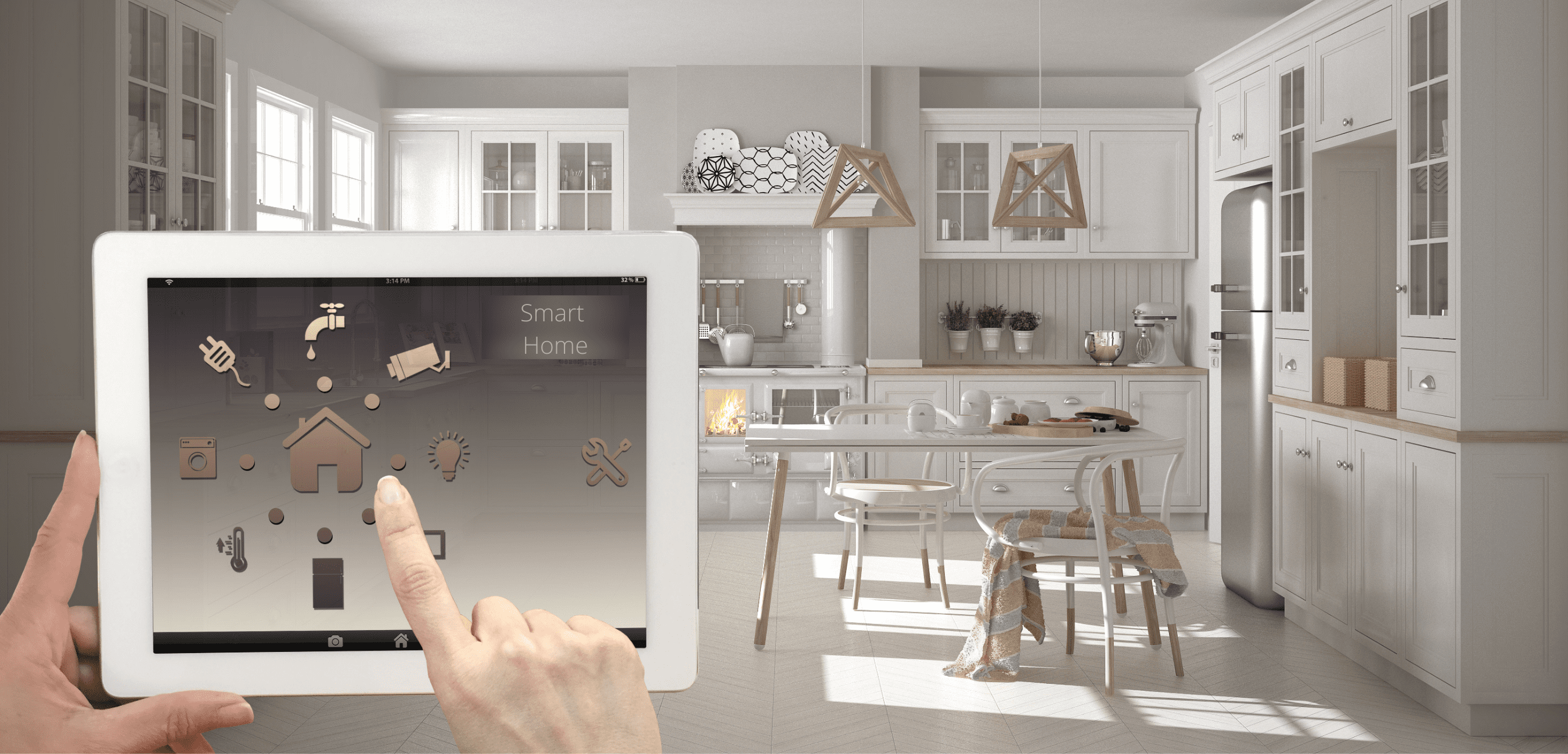 How Smart Home Tech Affects Property Values