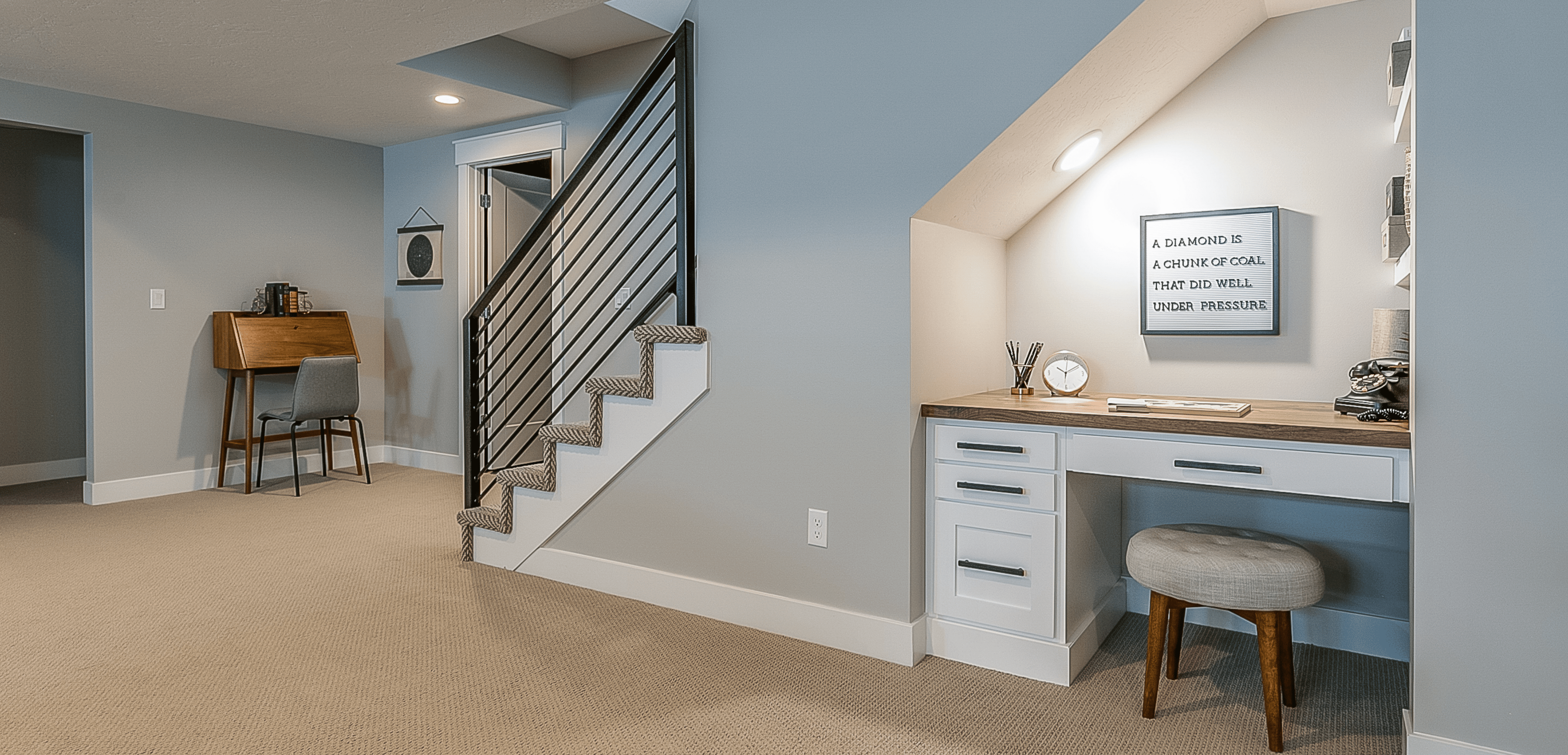 6 Clever Ways to Increase The Value of Your Basement